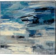 Indigo Wave Fine-Art Print