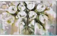 Pure Blanc Tulipa Fine-Art Print