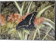 Butterfly in Nature III Fine-Art Print