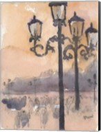 Venice Watercolors I Fine-Art Print