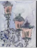 Venice Watercolors II Fine-Art Print