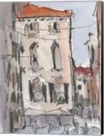 Venice Watercolors III Fine-Art Print