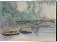 Venice Watercolors V Fine-Art Print