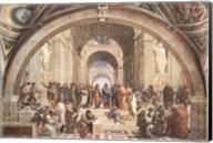 School Of Athens Fine-Art Print