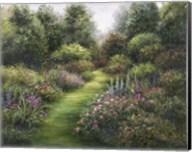 Secluded Garden Fine-Art Print