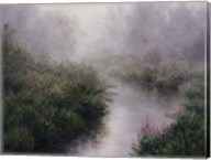 Morning Mist, Arlington Fine-Art Print