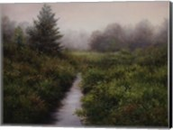 Meadow Brook, Arlington Fine-Art Print