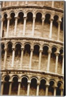 Architectural Close up of Colleseum Fine-Art Print