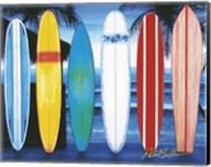 Surfboards Fine-Art Print