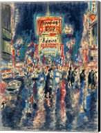 New York Times Square Fine-Art Print