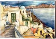 Santorini Fine-Art Print