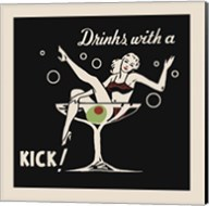 Drinks With A Kick Fine-Art Print