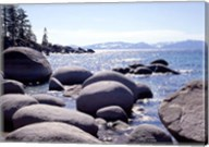 Sand Harbor Beach, Lake Tahoe, Nevada 88 Fine-Art Print