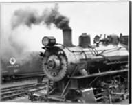 Locomotive, Ohio 85 Fine-Art Print