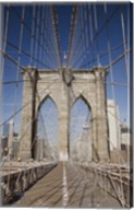 Brooklyn Bridge,  New York City, New York 08 Fine-Art Print