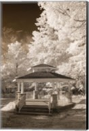 The Gazebo Fine-Art Print