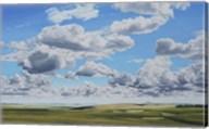 Prairie Clouds Fine-Art Print