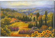 Tuscan Countryside Fine-Art Print