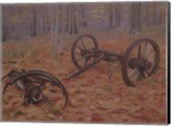 Ol Wagon Fine-Art Print