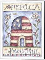 America the Beeutiful Fine-Art Print