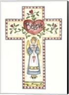 Cross - Believe Fine-Art Print
