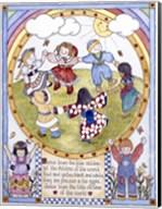 Jesus Loves The Little Children Fine-Art Print