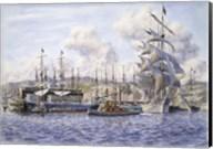 Long Wharf,  Santa Monica Fine-Art Print