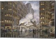 20Th Century Ltd. At Syracuse NY, Washington And Wharf Sts., c.1936 Fine-Art Print