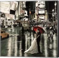Romance in New York Fine-Art Print