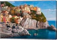 Manarola (Le Cinque Terre) Fine-Art Print