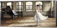Dim Light Ballerina Fine-Art Print