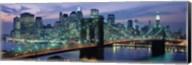 Brooklyn Bridge and Skyline Fine-Art Print