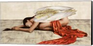 Reclined Angel (Detail) Fine-Art Print