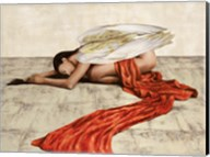 Reclined Angel Fine-Art Print