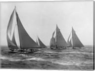 Sloops at Sail, 1915 (Detail) Fine-Art Print