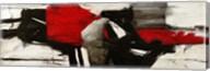 Red Profile Fine-Art Print