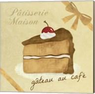 Gateau au Cafe Fine-Art Print
