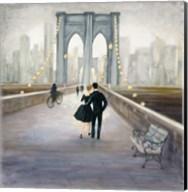 Bridge to NY v.2 Fine-Art Print