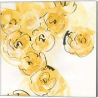 Yellow Roses Anew I Fine-Art Print