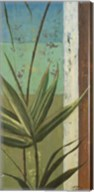Bamboo & Stripes I Fine-Art Print