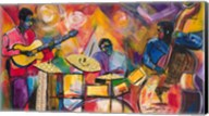 Jazz Trio Fine-Art Print