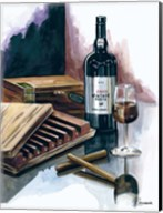 Cigar Press Fine-Art Print