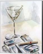Golftini Fine-Art Print
