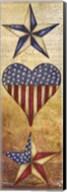 America Stars II Fine-Art Print