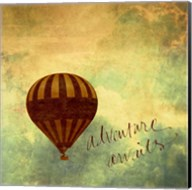 Adventure Awaits Fine-Art Print