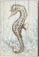 Antique Sea Horse II Fine-Art Print