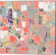 Coral Coterie Fine-Art Print