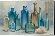 Glass Bottles Fine-Art Print