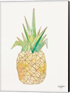 Origami Pineapple Fine-Art Print
