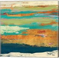 Tropical Sunrise I Fine-Art Print